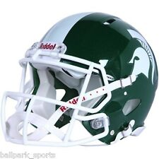 MICHIGAN STATE SPARTANS - Riddell Full-Size Speed Authentic Helmet