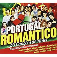CD COMPILATION DIGIPACK - PORTUGAL ROMANTICO / neuf & scellé
