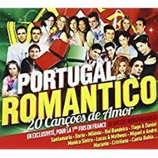 CD COMPILATION DIGIPACK - PORTUGAL ROMANTICO / neuf & scellé