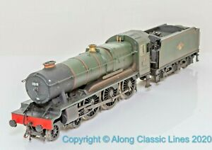 Hornby Rxxxx, 00 Gauge,  County Class 4-6-0 loco, 1019 'County of Merioneth'