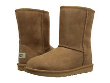 Kids UGG Classic II Boot 1017703K Chestnut Suede 100% Authentic Brand New
