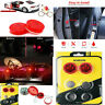 2 x LED Car Door Opening Warning Light Safety Flash Signal Lamp Anti-Collision