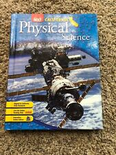 Holt California Physical Science 8th Grade Middle School Science Rinehart
