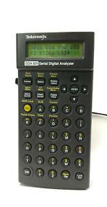 SDA 610 Serial Digital Analyzer Videoanalyser