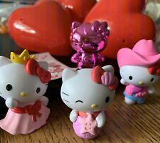 Hello Kitty Heart Blindbox Mini Figures- complete Set NEW