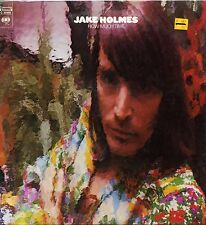 """JAKE HOLMES """"HOW MUCH TIME"""" ORIG US 1971 SEALED"""