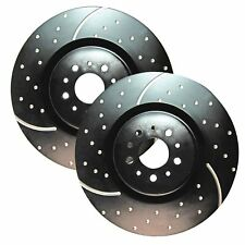 EBC GD Series Grooved Sport Discs GD679 Front