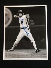Warren Brusstar Philadelphia Phillies Autographed Photo
