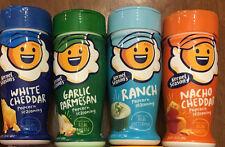PACK of 4 Flavors KERNEL SEASON'S Popcorn Seasonings season Variety Sampler Kit