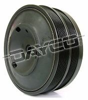 POWERBOND OEM HARMONIC BALANCER 2002-04 HOLDEN COMMODORE VY SUPERCHARGED 3.8L V6