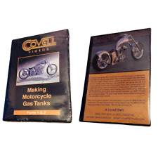 Dvd Making Motorcycle Gas Tanks Parts 1 & 2 Covell Videos Auto Transportation