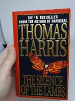 THE SILENCE OF THE LAMBS by Thomas Harris (1989) St. Martin's pb horror