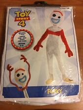 Forky Toy Story Costume Party City In Hand FAST SHIPPING