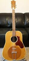 Musima Acoustic Guitar 1950? 60? Made in Germany Vintage