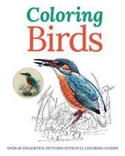 Coloring Birds , Arcturus Publishing