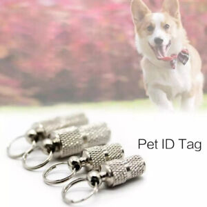 Pet Address Pendant Dog Pet ID Tags Pendant Cat Pet Identification Tag Penda_kz
