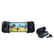 NEW Razer Kishi Gaming Controller for iPhone w/ Wireless Earbuds Gaming Bundle
