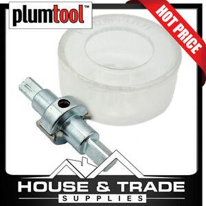 Plumtool Nipple Cutter & Catcher PTNC8561 Plumbing Tool