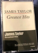 James Taylor Greatest Hits Cassette