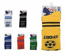 6 Pair Soccer Socks Men's Size 10-13 Randomly Shipped All Sport