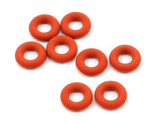 Schumacher Racing U4110 1/8 Silicone Off Road Shock O-Ring Set (8)