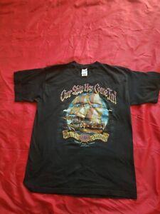 2003 Tampa Bay Buccaneers Super Bowl Champion  Shirt Size L