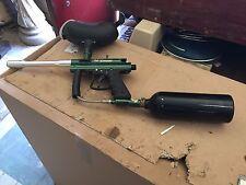 Good Used View Loader Triad Paint Ball Gun