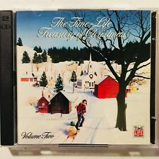 The Time Life Treasury Of Christmas Volume Two (2 CD Set) Holiday Music Vintage