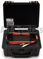 Corning PTF-100M 6P3950 MM 100M Fiber Optic Launch Cable ST-SC PTF100M
