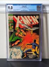 X-Men #54 CGC 9.0 1st Appearance of Alex Summers (later becomes Havoc)