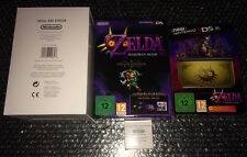 CONSOLE NEW NINTENDO 3DS XL ZELDA MAJORA SPECIAL SKULL EDITION NEUF PAL FRANCE
