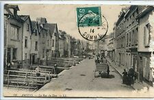 CP 80 Somme - Amiens - La Rue du Don