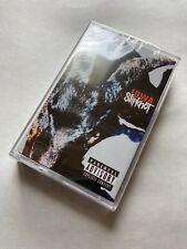 Slipknot Iowa 20th Anniversary Cassette