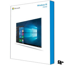 WINDOWS 10 Home - 64bit - SB/DSP DVD Vollversion Deutsch NEU/OVP
