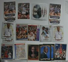 Michael Jordan 20 card lot! Goodwin, World of Sports, SP Authentic, etc