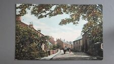 R&L Postcard: Patience Lane, Altofts, Posted from Normanton to Calder Grove