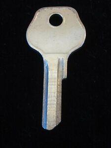 PORSCHE P69B HOOD Bonnet LID Key Blank 911 912 1966-1969; 356B 356C Convertibles