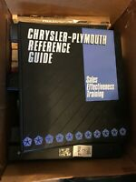1987 Chrysler-Plymouth sales guide
