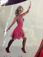 Strictly LATIN SALSA DRESS Katie Price Barbie Costume Fancy Dress Siz Small8/10