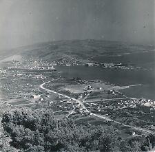 TROGIR c. 1960 - Vue générale de la Ville Croatie  - Div 5892