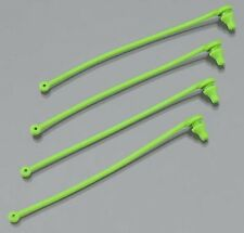 Body Clip Retainer Green Spartan (4) Traxxas Tra5753