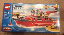Lego City Fire Ship 7207 (7207)