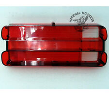 Mopar NOS 1970-71 Plymouth Duster Left Hand Tail Light Lens-Unpainted 3420819A