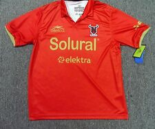 Club Toros Neza Home Jersey Color Red Atletica Size S