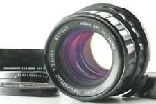 [Exc+5] Pentax SMC Takumar 6×7 105mm F2.4 With Lens Hood For 67 67II From Japan