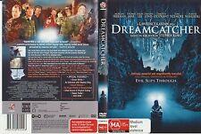 DVD *DREAMCATCHER* 2003 Australian Warner Bros Pictures Edition - Classic Horror