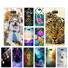 Soft  TPU Case For Sony Xperia10 Plus Clear Silicone XA3 Ultra Back Cover Pets