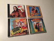 Austin Powers Gold member, Bill & Ted, Good Burger Hey dude  4 cd soundtrack lot