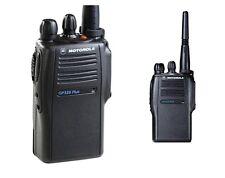 Motorola GP328 Plus 2-Way Radio- Handset Only- Fully fuunctional