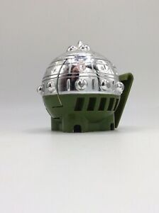 E.T. Space Ship  Clip On With E.T. On Wheels Inside Toy